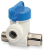 Angle Stop Valve,1/2 x 1/4 In -- 3DXW4 - Image
