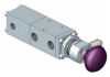 Pad (To Pull) Spring Return with Pilot and Manual Latch Spool Valves -Image
