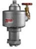 White Mountain Process - Air Operated Drum Mixer - 1 HP -- WMP-DBM-DD-1A2-4