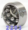 2203 Self Aligning Bearing 17x40x16 -- Kit7050