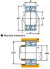 Angular contact ball bearings - Matched pair - Back-to-back (DB) -- 7064DB FY