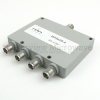4 Way Power Divider SMA Connectors From 2 GHz to 4 GHz Rated at 30 Watts -- MP8426-4 -Image