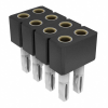 Rectangular Connectors - Headers, Receptacles, Female Sockets -- 833-83-008-64-001101-ND -Image