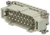 Connector insert ILME CNEM-16T - Image