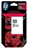 HP 101 with Vivera Ink - Print cartridge (photo) - 1 x blue -- C9365AM