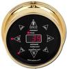 Merlin, Brass Case, Black dial