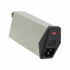 Power Entry Connectors - Inlets, Outlets, Modules -- PE0S0SLXC-ND -Image