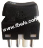 Automobile Switch -- ASW-03 DPDT 4P - Image