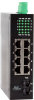 8-Port 10/100 Industrial Managed Switch with 1 or 2 Fiber Ports -- SF7085xM