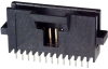 Rectangular Connectors - Headers, Male Pins -- A32569-ND -Image