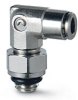 Brass Push-in Fittings - BSP/Metric Size -- 6522 4-M5 - Image