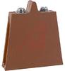 Varistor, Circuit Protection;250VAC;650V;40000A;Metal Oxide;5000pF;Screw -- 70184593