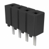 Rectangular Connectors - Headers, Receptacles, Female Sockets -- CES-104-02-S-S-ND -Image
