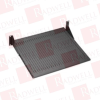 "BLACK BOX CORP RM085 ( FREEDOM RACK 19"" ADJUSTABLE VENTED SHELF, 2U, 60-LB. CAPACITY ) - Image"
