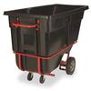 Tilt Truck,1 Cubic Yard,Polyethylene -- 1315-42