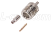 Type N Female Crimp for RG174/188/316 Cable -- BAC527 -Image