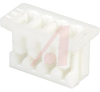 1.25mm Wire-to-Board Receptacle Housing; 4 Circuit -- 70190897 - Image