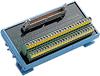 50-pin DIN-rail Flat Cable Wiring Board -- ADAM-3950