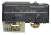 MICRO SWITCH MT Series Standard Basic Switch, Single Pole Double Throw Circuitry, 10 A at 125 Vdc/Vac (non-polarized), Pin Plunger Actuator, 6,12 N to 9,73 N [22 oz to 35 oz] Maximum Operating Force, -- MT-4R4-A69 -Image