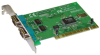 Dual Serial PCI (16550) (2x9pin) Ports -- 221N-2