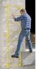 Side-Step Fixed Steel Access Ladders -- 3972600