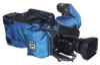 PortaBrace SC-DV5000U Shoulder Case (Blue) -- SC-DV5000U