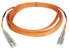 Fiber Optic Patch Cable, LC/LC,1M -- 6HKL3 - Image