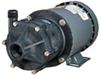 PVDF Magnetic Drive Pump, Centrifugal, 35 GPM or 49 FT, 1/2 hp -- EW-07085-62