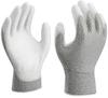 Dissipative Grey Nylon Gloves -- AO620-L