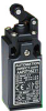Limit Switch 1-way lever w/ polyamide roller/cap, PG11 entry, 1NO 1NC -- AAP2T35Z11