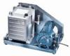 Rotary vane vacuum pump for corrosive gases, 0.9 cfm, 115 VAC -- GO-79201-00