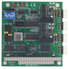 2-port CAN-bus PC/104 Module with Isolation Protection -- PCM-3680 -Image