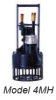 Hydraulic Driven Submersible Material Handling Pump -- 4MH - Image