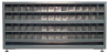 Counter High Two Sided Metal Bin Storage -- 7.13.3-248-112OP - Image