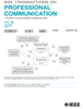Professional Communication, IEEE Transactions on -- 0361-1434