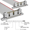 Rectangular Cable Assemblies -- H3WWH-2618G-ND -Image