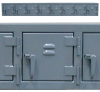Wall Mounted Compartment Locker -- 81.4-8D-180