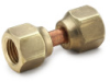 14FSV Swivel Nut Valve Connector -- 14FSV-4