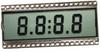LUMEX - LCD-S401C52TR - NUMERIC LCD DISPLAY -- 109928