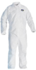 KLEENGUARD(R) A40 Liquid & Particle Protection Apparel, with Zipper Front, Elastic Wrists & Ankles, Medium -- 036000-44312