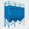 Modular Baghouse Dust Collector -- 297 MBT(W)H8