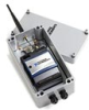 NI WSN-3291, WSN Node Enclosure w/ ext antenna and 2 I/O glands -- 780994-01
