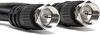 RG6 F Plug Cord Black 3' -- 33-300-36