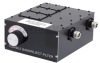 Tunable Band Reject Filter With N Female Connectors From 250 MHz to 500 MHz With a 1% Bandwidth -- SBRF-0250-0500-01-N -Image