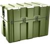 Pelican AL3620-1710 Single Lid Truck Shipping Case with Foam - Olive Drab -- PEL-AL3620-1710RPF137 -Image