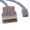 Between Series Adapter Cables -- N017-025-GY-ND - Image
