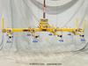 Eight Pad Crossarm Vacuum Lifter -- M90M8-110-4/44-Image