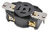 20A Heavy-duty Single Receptacle: locking, 277/480 VAC, NEMA L22-20 -- 72220FR