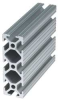 Extrusion,T-Slot,10S,145 In L,1 In W -- 5JTC6