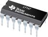 LF147 Wide Bandwidth Quad JFET Input Operational Amplifiers -- LF147J - Image
